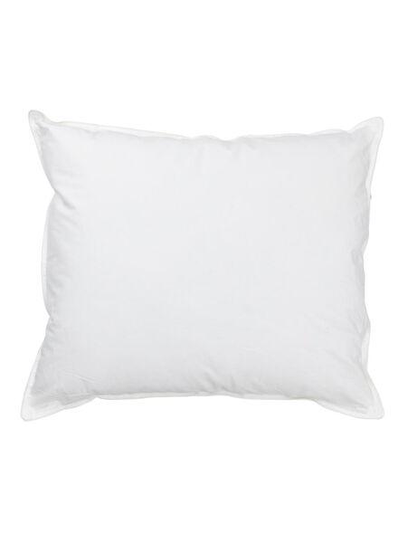 oreiller - kapok - fermeté medium - position dos et côté - 5500005 - HEMA