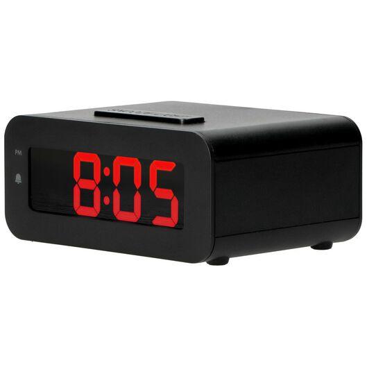 Image of HEMA Alarm Clock Digital LED With Power Cord (black)