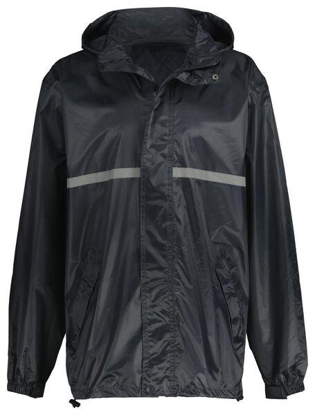 Regenanzug für Erwachsene blau L - 34450103 - HEMA
