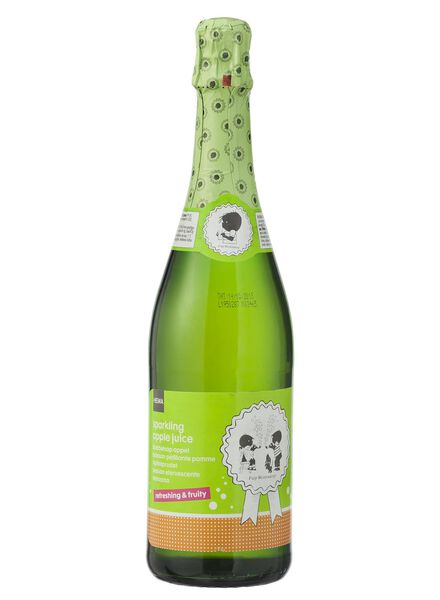 Jip and Janneke sparkling apple juice - 10240130 - hema