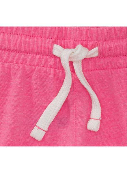 2-pack children's shorts pink pink - 1000006691 - hema