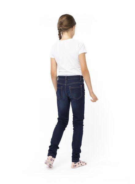 2er-Pack Kinder-T-Shirts, Biobaumwolle weiß weiß - 1000013798 - HEMA