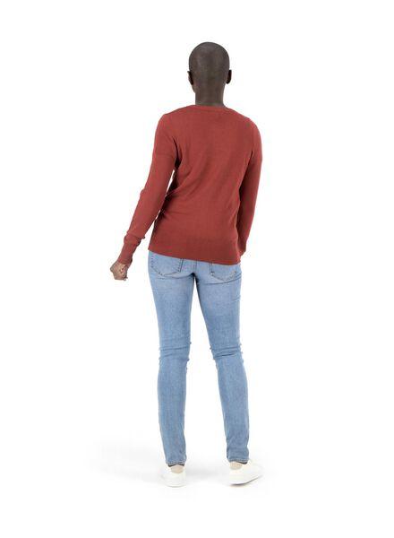 women's cardigan mid brown mid brown - 1000014784 - hema