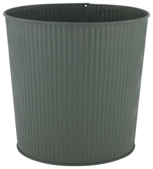 cache-pot Ø18x17.5 vert - 41810306 - HEMA