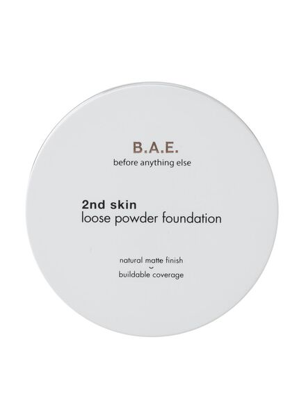 B.A.E. loose powder foundation 01 fair feather - 17720081 - HEMA