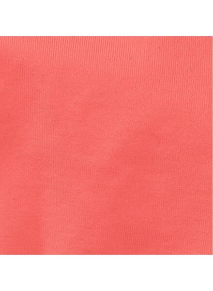 2-pack children's soft tops - seamless fluor pink fluor pink - 1000007980 - hema