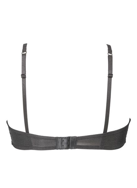 push-up bra A-C black black - 1000002330 - hema