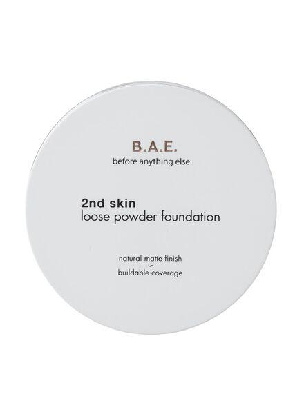 B.A.E. loose powder foundation 2nd skin - 17720083 - HEMA