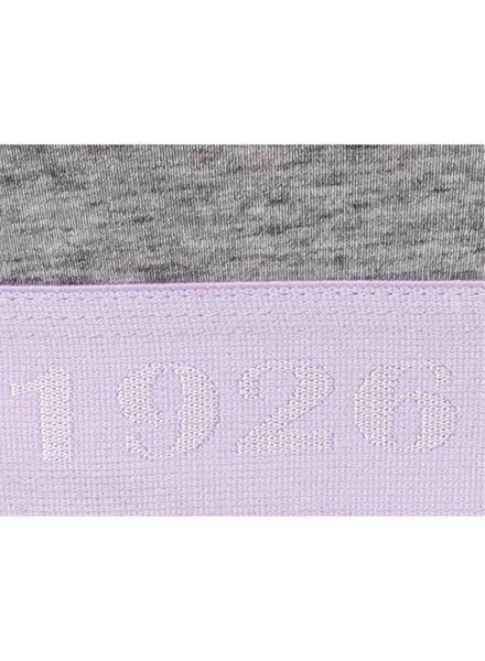women's top grey melange grey melange - 1000006577 - hema