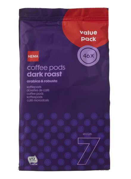 Kaffeepads dark roast - 46 Stück - 17100022 - HEMA