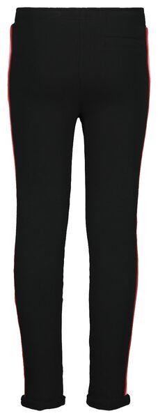 Kinder-Sweathose schwarz schwarz - 1000017600 - HEMA