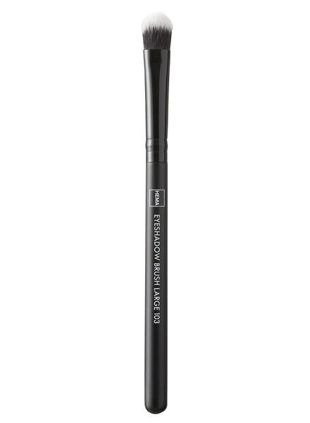 eye shadow brush large 103 - 11201103 - hema