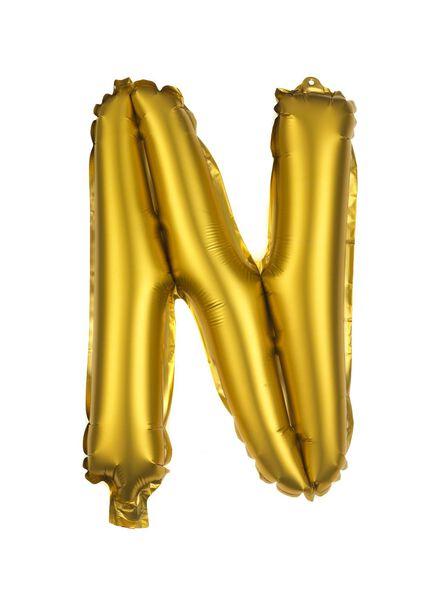 ballon alu N - 60810160 - HEMA