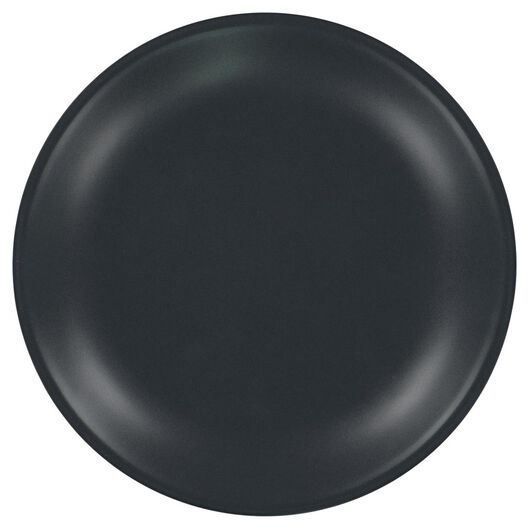 side plate - 16.5 cm - Amsterdam - matt grey - 9602007 - hema