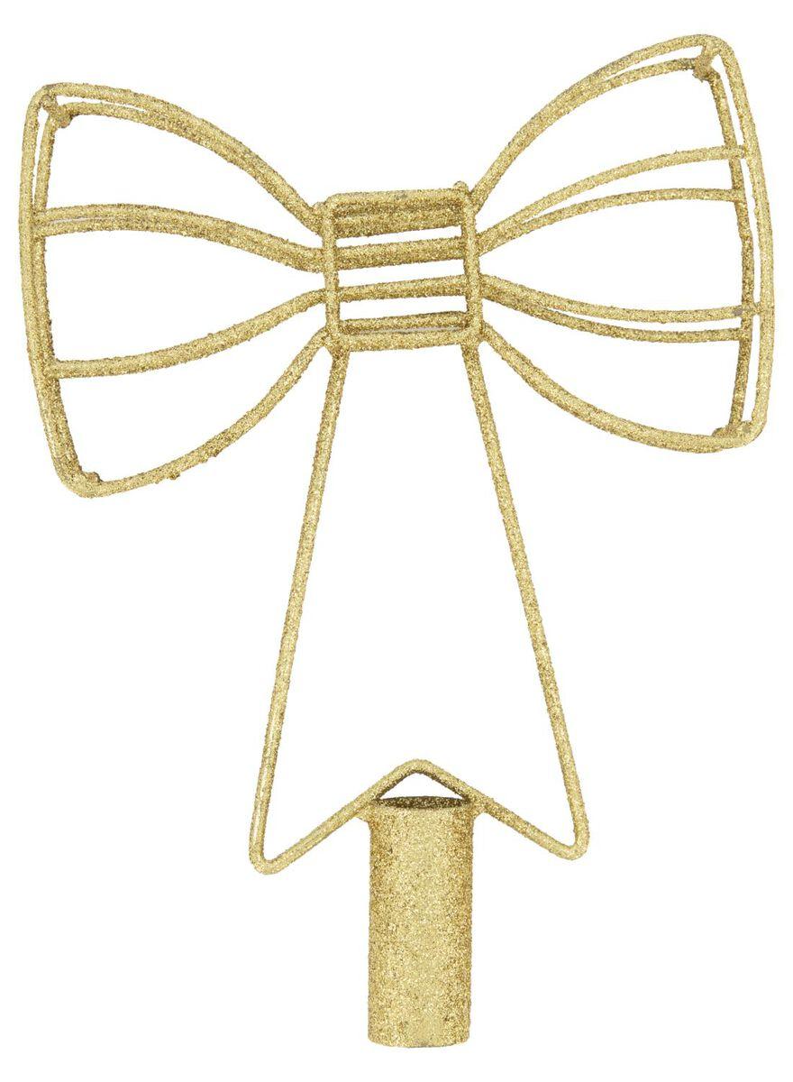 pique noeud - doré 21x16 - 25103103 - HEMA
