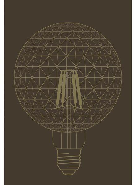 LED-Lampe, 4W, 300Lumen, Ananas, klar - 20020059 - HEMA