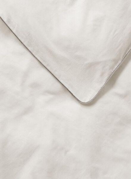 housse de couette lin blanc blanc - 1000015483 - HEMA