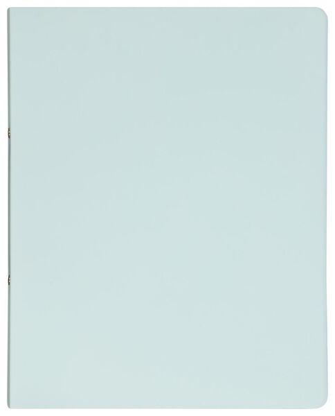 Ringbuch, 2-Ring-Mechanik, mintgrün - 14890095 - HEMA