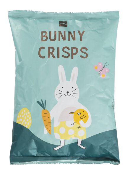 chips Easter bunny 100 grams - 10950076 - hema
