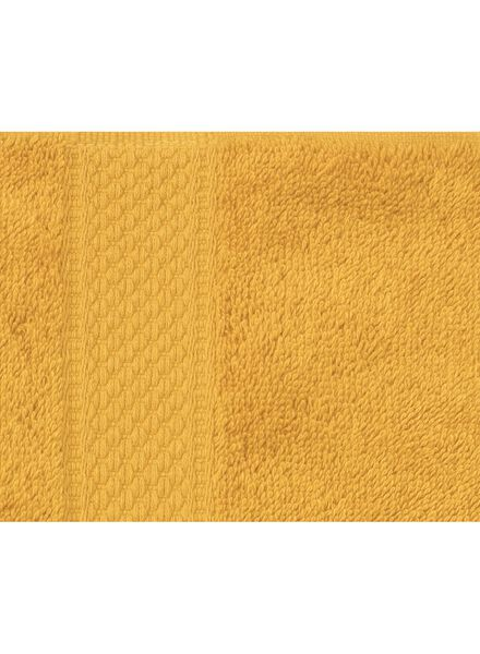 towel - 60 x 110 cm - heavy quality - plain yellow ochre yellow ochre towel 60 x 110 - 5220030 - hema