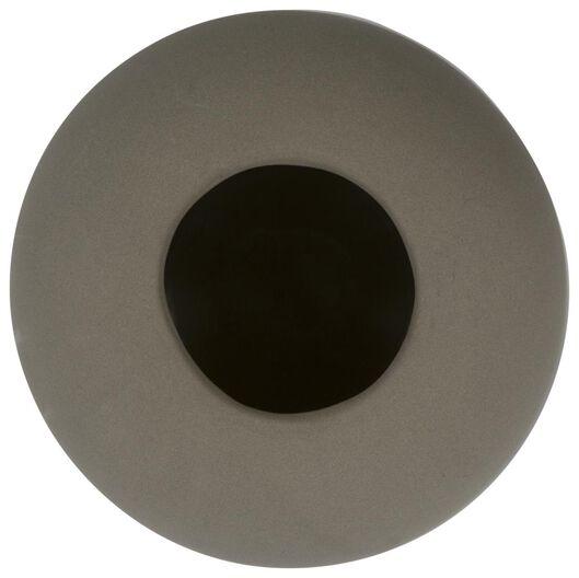 Kugelvase, Ø 17 x 22 cm, Keramik, grün - 13311083 - HEMA