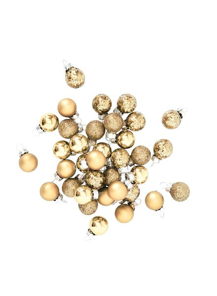 Image of HEMA 36 Baubles Gold (gold)