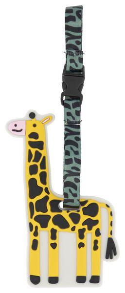 Kinder-Gepäckanhänger, Safari - 18630303 - HEMA