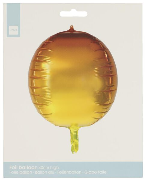 folieballon 40 cm - 14200191 - HEMA