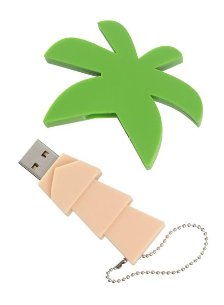 usb-stick 8gb palm tree - hema