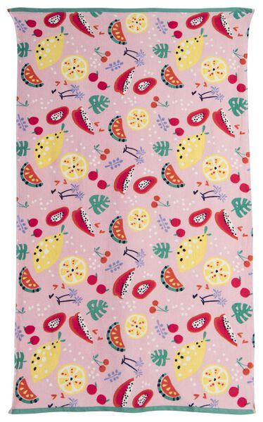 Image of HEMA Beach Towel Child 80x140 Fruit (multi)