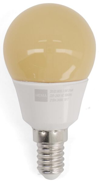 LED-Kugellampe, 22 W, 215 lm, Flamme - 20020026 - HEMA