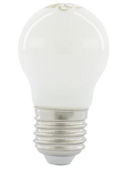 LED light bulb 25W - 250 lm - bullet - matt - 20020035 - hema
