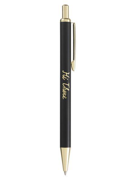 ballpoint pen - black - 14455503 - hema