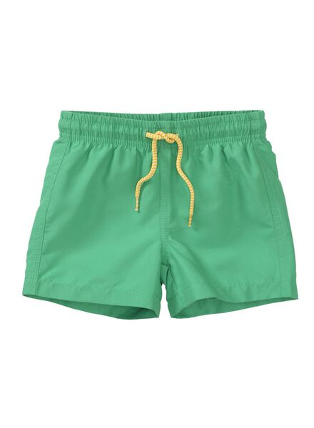 children's swim shorts green green - 1000007228 - hema