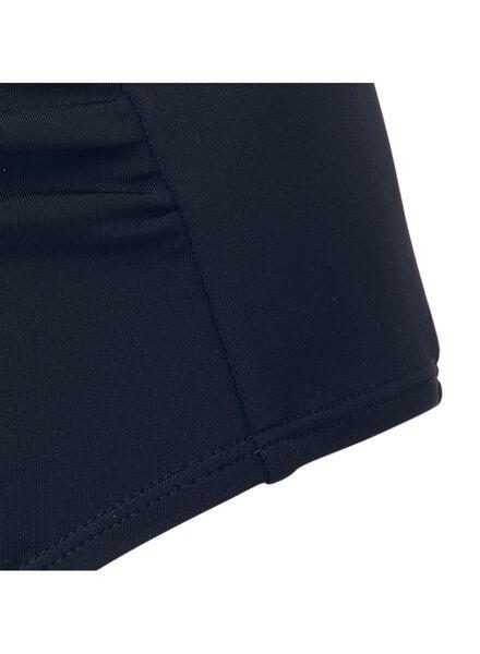 women's bikini bottoms high waist medium control recycled blue blue - 1000017915 - hema