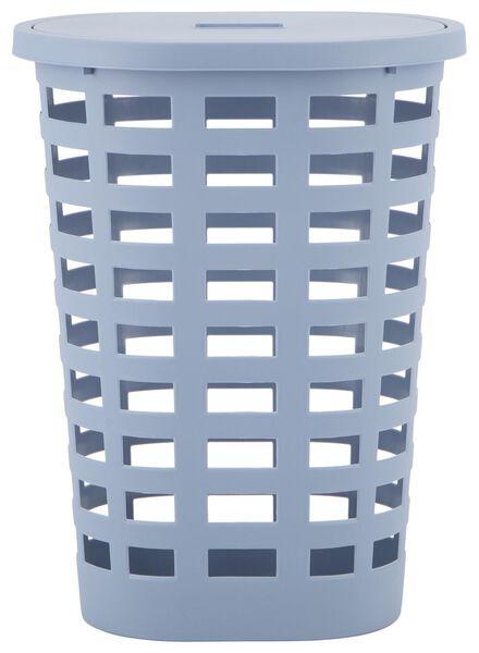 panier à linge 35x47.5x63, bleu - 20510025 - HEMA