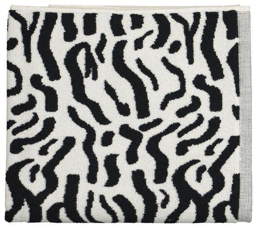 bath mat - zebra - 50x80 - white/black - 5200183 - hema