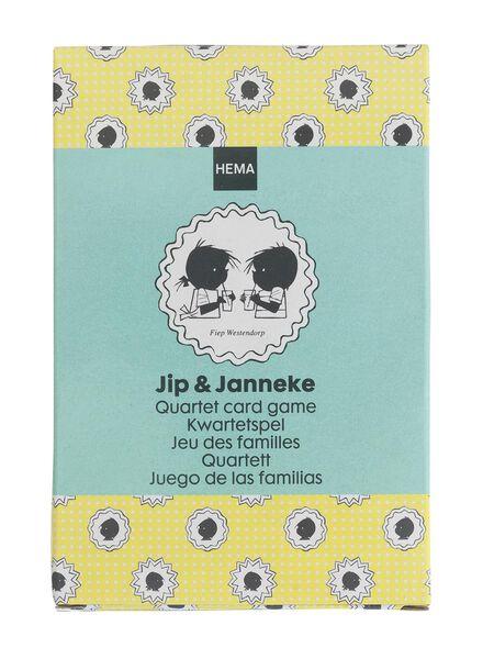 Quartett, Jip & Janneke - 15140015 - HEMA