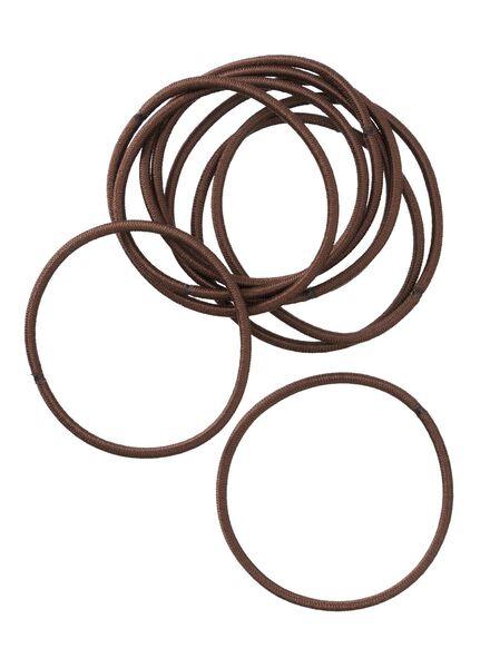 10 élastiques pour cheveux - 11870105 - HEMA