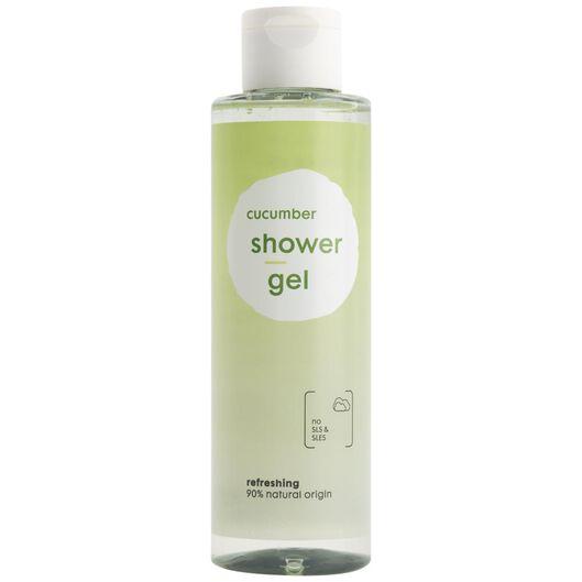 shower gel vegan - cucumber - 11310330 - hema