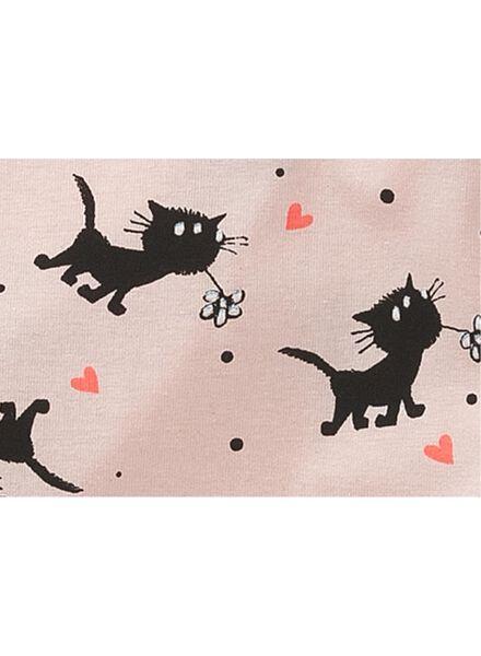 chemise de nuit enfant rose pâle 122/128 - 23061753 - HEMA