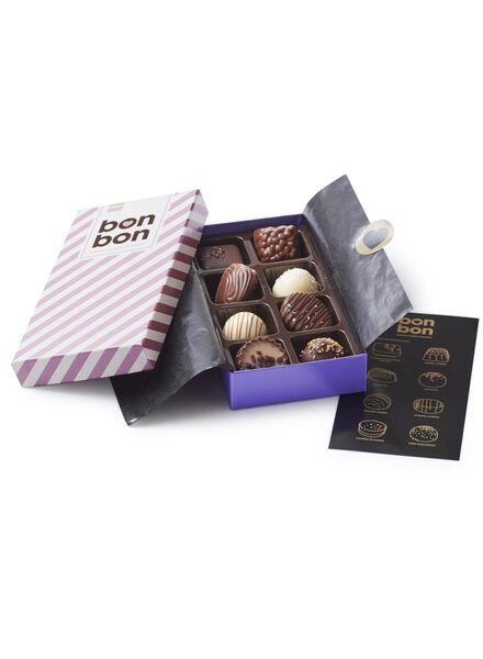 8 bonbons au chocolat - 10330110 - HEMA