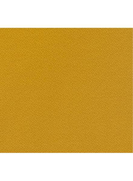 women's dress yellow yellow - 1000007743 - hema