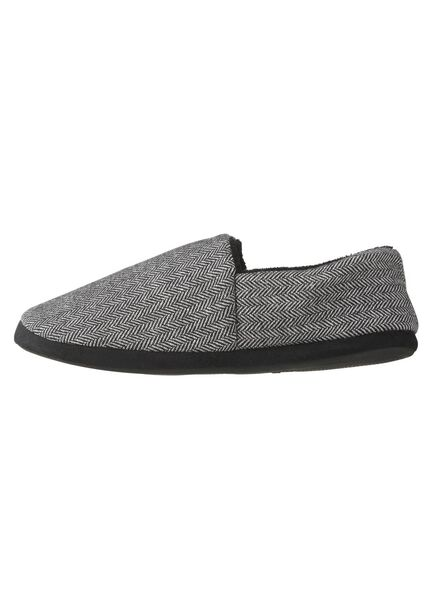 men's slippers grey grey - 1000006345 - hema