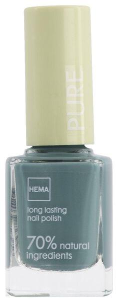 pure long-lasting nail polish 235 green dragon - 11240235 - hema