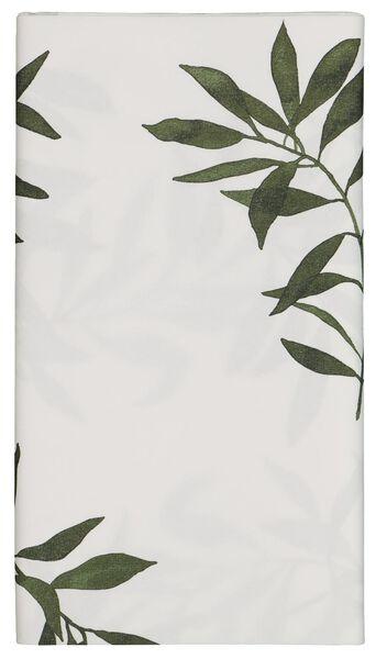 tablecloth paper 138x220 leaves - 14200359 - hema