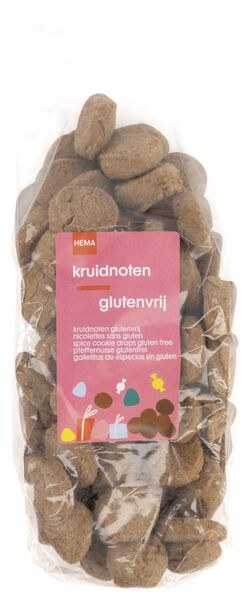 gluten-free spice cookie drops - 200 grams - 10904056 - hema