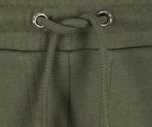 children's sweatpants army green 98/104 - 30736611 - hema