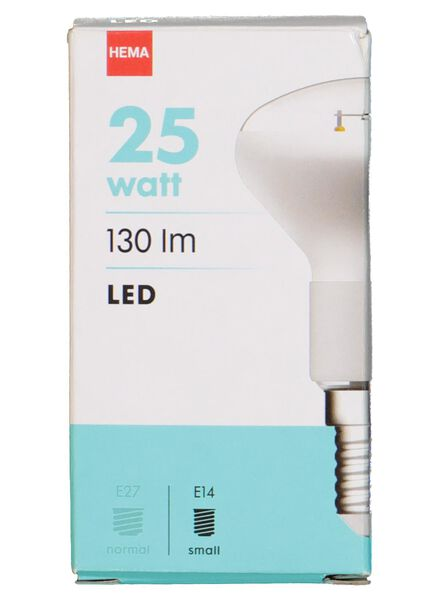 LED-Lampe, 25W, 130Lumen, Reflektor, klar - 20020038 - HEMA