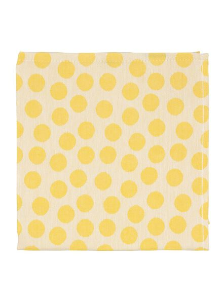 tea towel 65 x 65 cm - 5470002 - hema